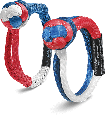 Patriot Gator-Jaw® Soft Shackles