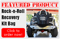 Featured Product: Rock-n-Roll Recovery Kit Bag - Click to order now!