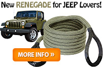 New! RENEGADE for JEEP Lovers!!