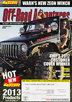 Off-Road Adventures Magazine