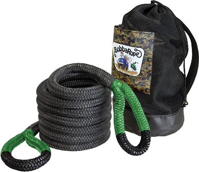 Ideal for Monster Trucks & Dump Trucks - Recovery Rope
