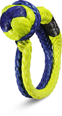 Synthetic Shackle 94,000 lb Breaking Strength, Stronger than Steel!