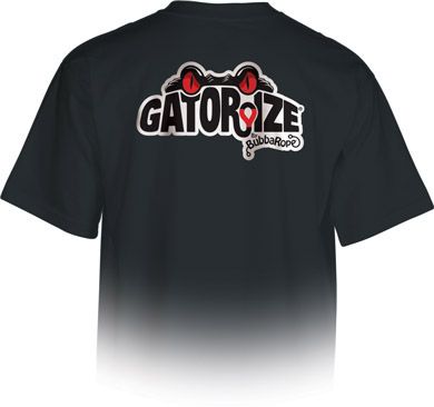 Black Gator-ize T-Shirt - Medium