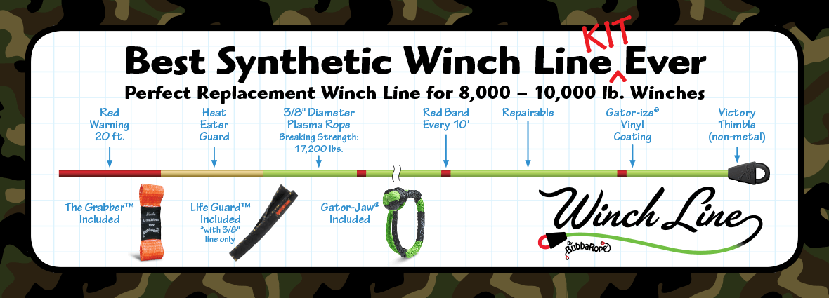 Winch Line Engineering Specs
